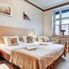 Апартаменты Lion Apartments - Sopockie Klimaty Сопот комната для гостей фото 3