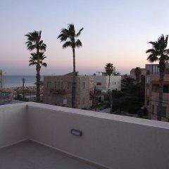 Отель Sea Plaza Residence Хайфа балкон