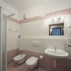 Отель Residence Isolino Италия, Вербания - отзывы, цены и фото номеров - забронировать отель Residence Isolino онлайн ванная