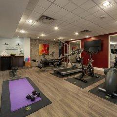 Отель Executive Hotel Cosmopolitan Toronto Канада, Торонто - отзывы, цены и фото номеров - забронировать отель Executive Hotel Cosmopolitan Toronto онлайн фитнесс-зал