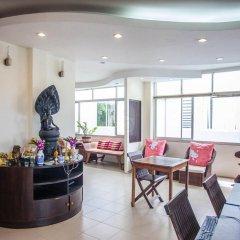 Отель Royal Nakara Ao Nang гостиничный бар