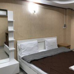 Апартаменты President Apartment Паттайя комната для гостей