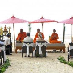Отель Dewa Phuket Nai Yang Beach Таиланд, Пхукет - 1 отзыв об отеле, цены и фото номеров - забронировать отель Dewa Phuket Nai Yang Beach онлайн помещение для мероприятий фото 2