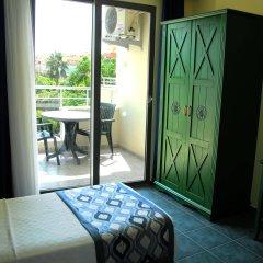 Sunway Apart Hotel Турция, Аланья - отзывы, цены и фото номеров - забронировать отель Sunway Apart Hotel онлайн балкон