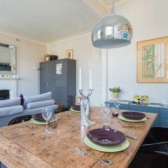 Отель Elegant Home near Kensington High Street Великобритания, Лондон - отзывы, цены и фото номеров - забронировать отель Elegant Home near Kensington High Street онлайн комната для гостей фото 4