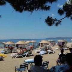 Erdek Helin Hotel пляж