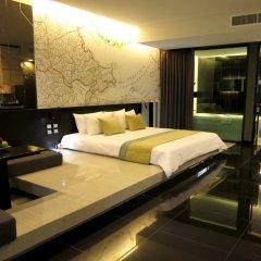 Отель Long Beach Luxury Villas комната для гостей фото 3