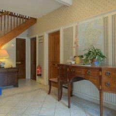Отель Acer Lodge Guest House Эдинбург интерьер отеля