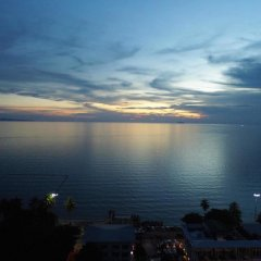 Отель Cetus Beachfront Condo By Pong Паттайя пляж