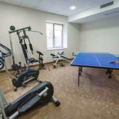 Гостиница Абри фитнесс-зал фото 2
