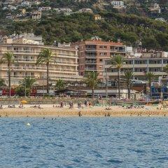 Отель Rosamar & Spa Испания, Льорет-де-Мар - 1 отзыв об отеле, цены и фото номеров - забронировать отель Rosamar & Spa онлайн пляж