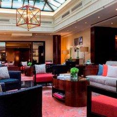 Отель Renaissance Paris Vendome Hotel Франция, Париж - отзывы, цены и фото номеров - забронировать отель Renaissance Paris Vendome Hotel онлайн интерьер отеля фото 3