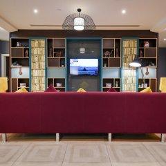 Отель Premier Inn Dubai International Airport интерьер отеля