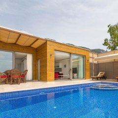 Villa Teras 3 Турция, Патара - отзывы, цены и фото номеров - забронировать отель Villa Teras 3 онлайн бассейн