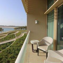 Al Raha Beach Hotel Villas балкон