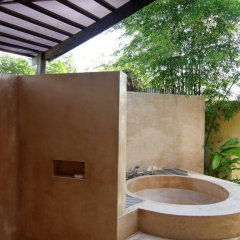 Отель ChiCChiLL @ Eravana, eco-chic pool-villa, Pattaya ванная