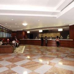Metropark Hotel Kowloon интерьер отеля