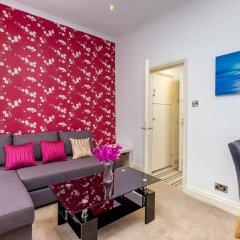 Апартаменты Marylebone Apartments комната для гостей фото 5