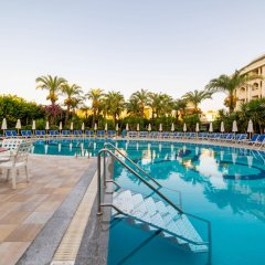 Hane Garden Hotel Турция, Сиде - отзывы, цены и фото номеров - забронировать отель Hane Garden Hotel онлайн бассейн фото 3