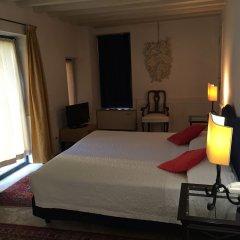 Отель Palazzo Contarini Della Porta Di Ferro Италия, Венеция - 1 отзыв об отеле, цены и фото номеров - забронировать отель Palazzo Contarini Della Porta Di Ferro онлайн комната для гостей фото 2