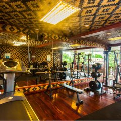 Отель Royal Phawadee Village Патонг гостиничный бар