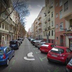 Отель Madrid SmartRentals Delicias парковка