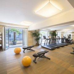 Palazzo Parigi Hotel & Grand Spa Milano фитнесс-зал фото 2