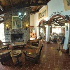 Отель Parador St Cruz Креэль интерьер отеля фото 2