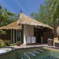 Отель Banyan Tree Vabbinfaru Мальдивы, Северный атолл Мале - отзывы, цены и фото номеров - забронировать отель Banyan Tree Vabbinfaru онлайн бассейн