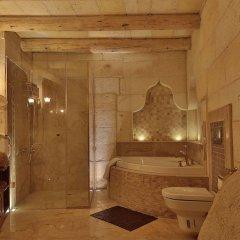 Отель Golden Cave Suites ванная фото 2