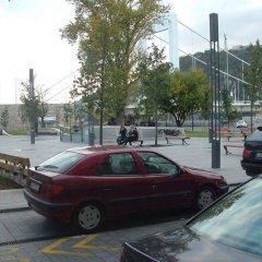 Artificial Hostel парковка