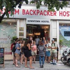 Отель Vietnam Backpacker Hostels Downtown Ханой