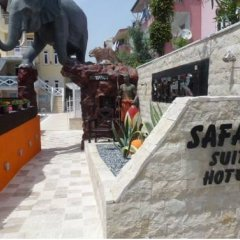 Safari Suit Hotel городской автобус