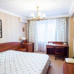 Гостиница Даниловская 4* Стандартный номер двуспальная кровать фото 4