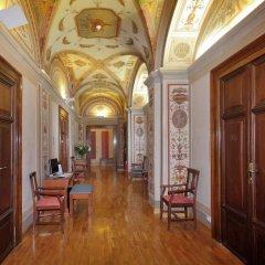 Отель Internazionale Domus Италия, Рим - отзывы, цены и фото номеров - забронировать отель Internazionale Domus онлайн интерьер отеля