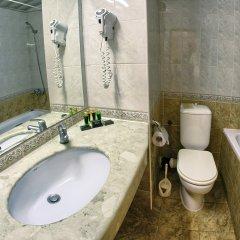 Отель Luna Hotel Болгария, Золотые пески - 1 отзыв об отеле, цены и фото номеров - забронировать отель Luna Hotel онлайн ванная