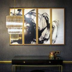 Отель Snob Hotel by Elegancia Франция, Париж - 2 отзыва об отеле, цены и фото номеров - забронировать отель Snob Hotel by Elegancia онлайн интерьер отеля фото 3