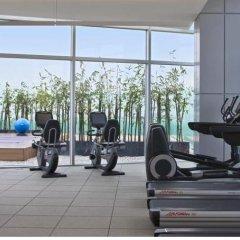 Отель Westin Santa Fe Мехико фитнесс-зал фото 3