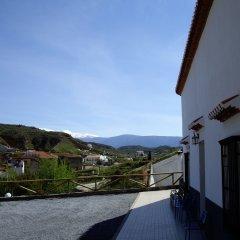 Отель Cuevalia. Alojamiento Rural En Cueva Сьерра-Невада балкон