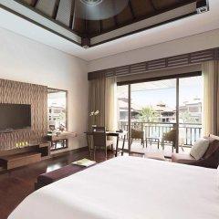Отель Anantara The Palm Dubai Resort 5* Номер Делюкс с различными типами кроватей фото 3