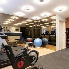 Апартаменты Mirabilis Apartments - Wells Court Лондон фитнесс-зал