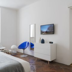 Апартаменты Brera Apartments in Moscova Милан комната для гостей фото 4