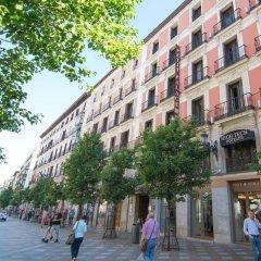 Отель Petit Palace Arenal Sol Испания, Мадрид - 1 отзыв об отеле, цены и фото номеров - забронировать отель Petit Palace Arenal Sol онлайн вид на фасад