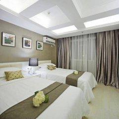 Отель Xiamen Jinglong Hotel Китай, Сямынь - отзывы, цены и фото номеров - забронировать отель Xiamen Jinglong Hotel онлайн комната для гостей фото 5