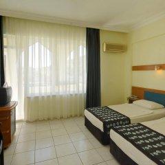 Aslan Kleopatra Beste Hotel комната для гостей