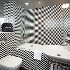 Hotel Villa Terminus ванная фото 2