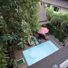 Отель Zen Rooms Ladkrabang 48 Бангкок балкон