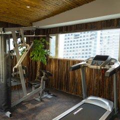 Silverland Min Hotel фитнесс-зал фото 2