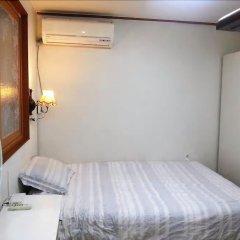 Отель Good Morning Korea Guest House сейф в номере