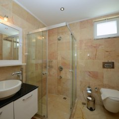 Отель Villa Mercan 1 by Akdenizvillam Калкан ванная
